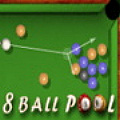 8 Ball Pool - Very entertaining version of 8 ball.