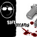 Sift Heads - A bloody stick figure mafia game where you play as hitman.