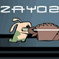 Zayo 2 - Help Zayo make the fat zombie lord pay for his cruelties against bunnies